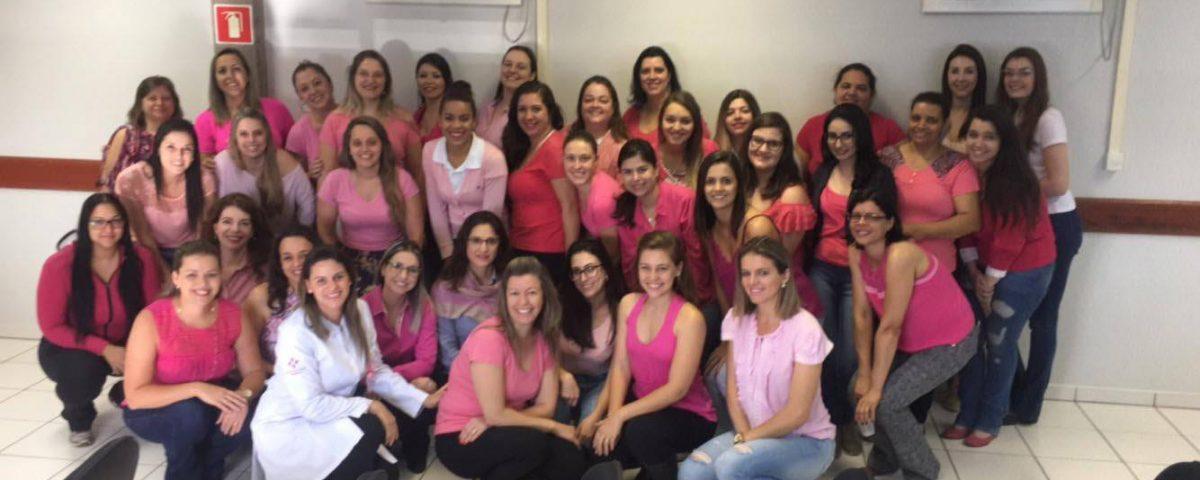 Palestra de Prevenção ao Câncer de Mama