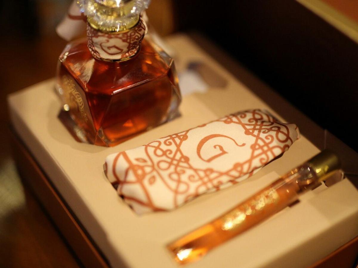 Perfume Gigi, Prêmio Atualidade Cosmética 2017