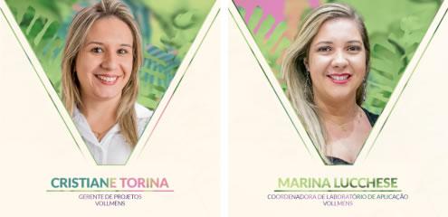 Cristiane e Marina